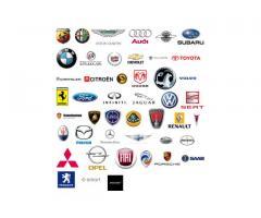 Venta de Repuestos para Toyota, Ford, Mitsubishi, Chrysler
