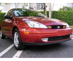 Used Cars in Miami - Ford Focus 2000