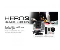 GoPro Hero 3 Camera, HD from 249.99 - gopro hero 3 for sale