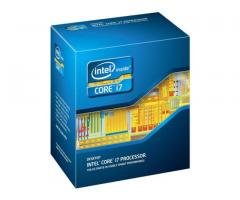 Intel Core i7-3770 Quad-Core Processor 3.4 GHz